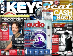 Welche Recording Zeitschrift?