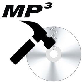 mp3 downloads gegen CD Verkäufe