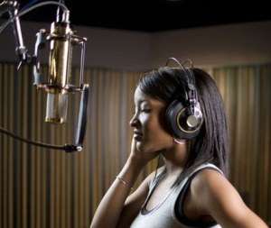 Gesang richtig aufnehmen