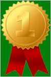 Platz 1 Gold