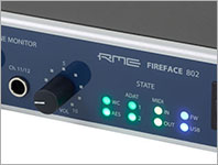 rme fireface 802
