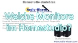 Homestudio Monitore 2