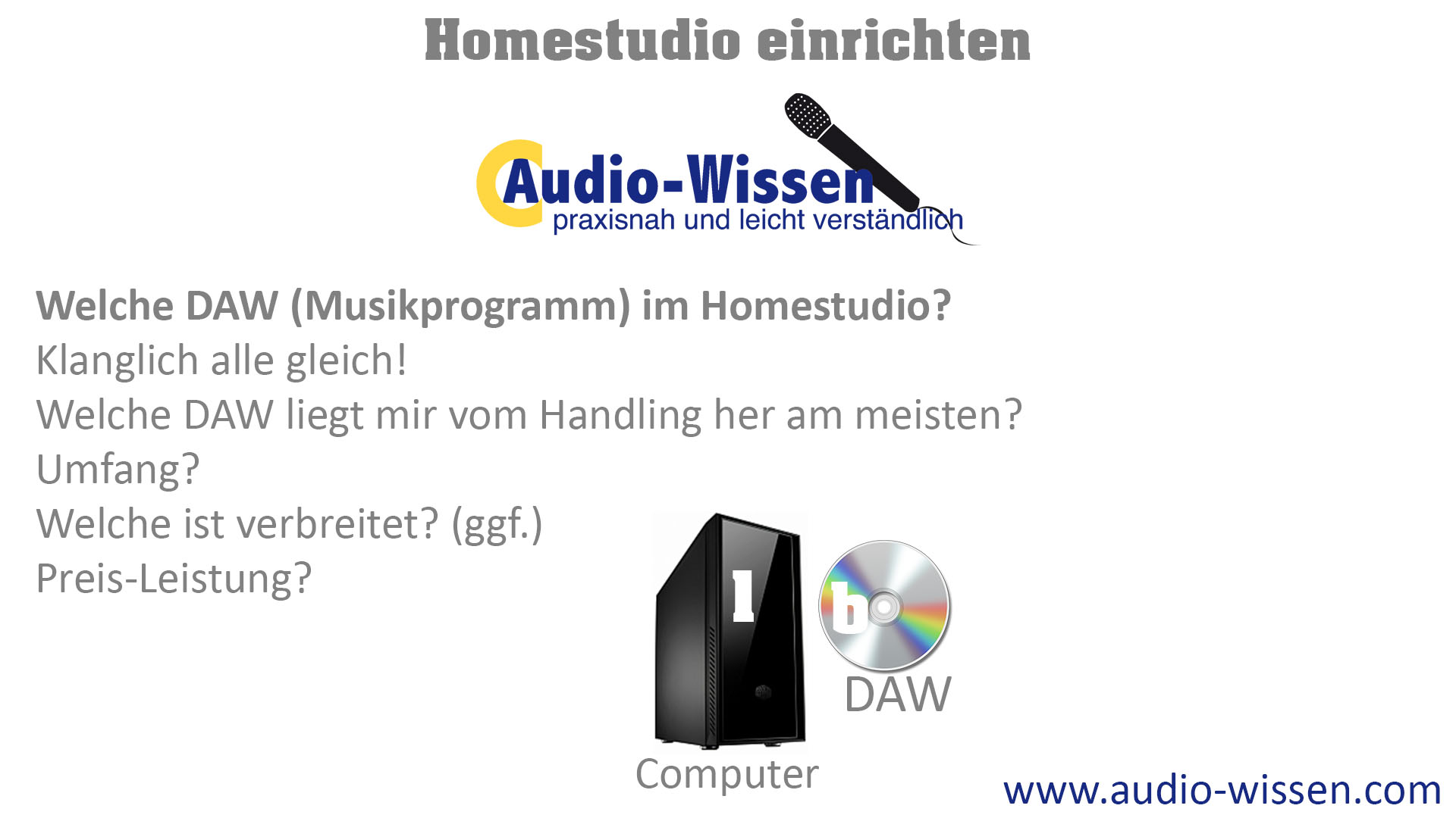 welches-musikprogramm-homestudio