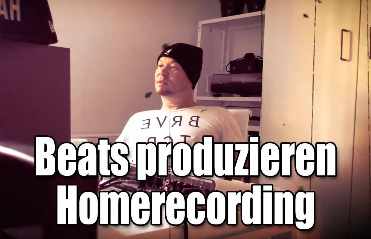Beat produzieren - Homerecording